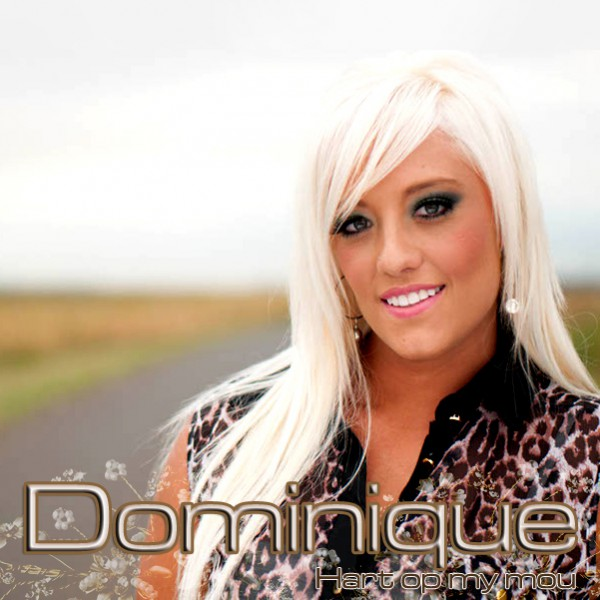 Dominique Burger - Hart Op My Mou Album
