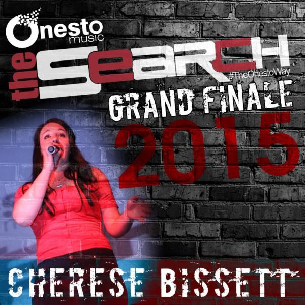 Cherese Bisset - Black Roses