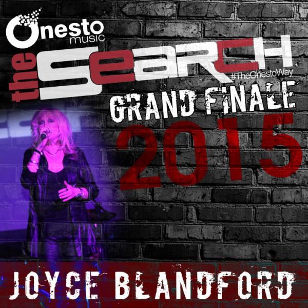 Joyce Blandford - Alone