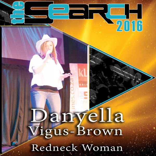 Danyella Vigus-Brown – Redneck Woman