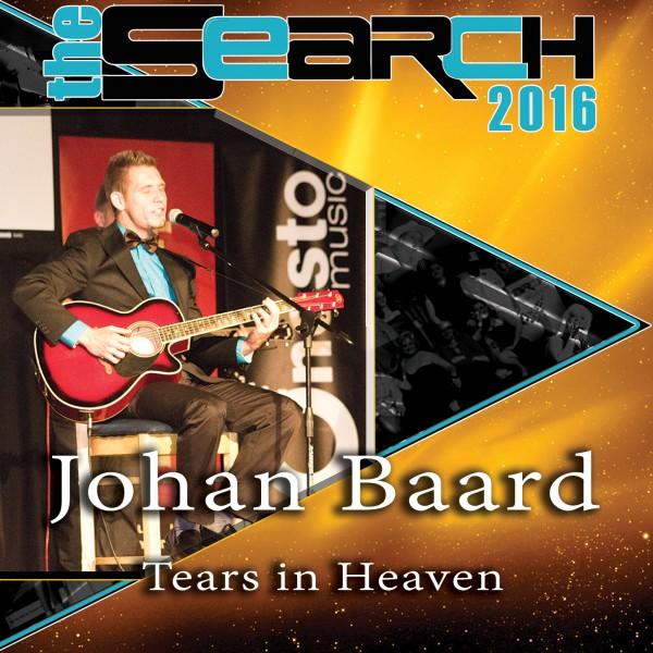 Johan Baard – Tears in Heaven