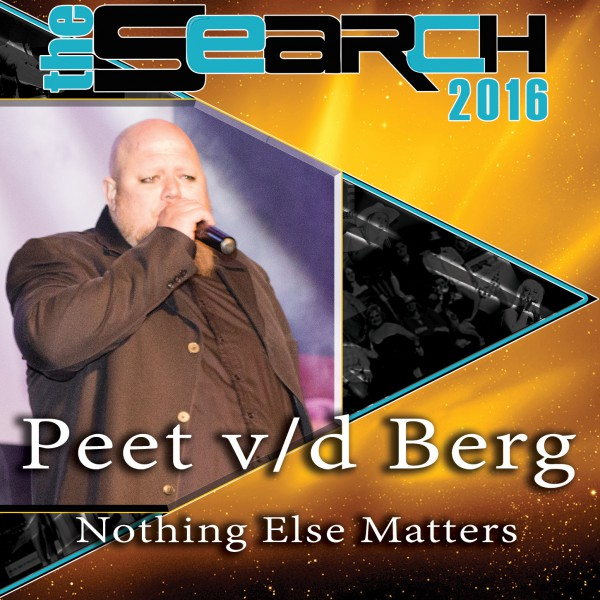 Peet Van Den Berg – Nothing Else Matters