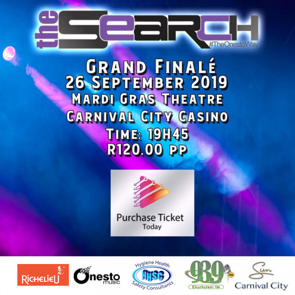 Mardi Gras The Search 2019 Ticket For Adults