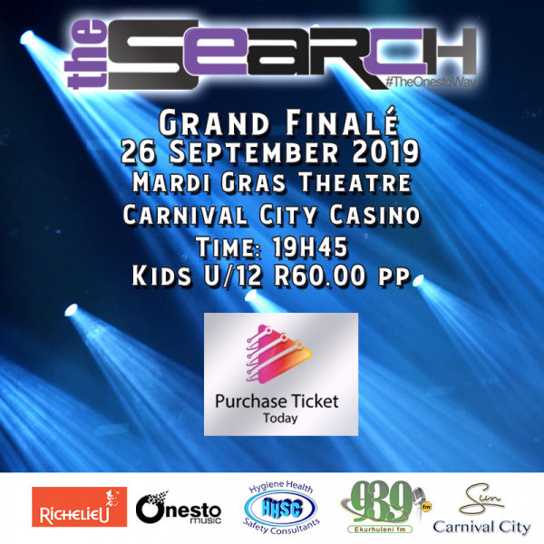Mardi Gras The Search 2019 Ticket For Kids