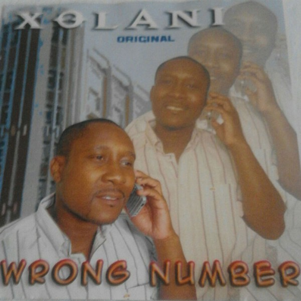 Xolani - Wrong Number - Album